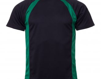 PP 1273 – SPORTS T-SHIRT WITH PANELS
