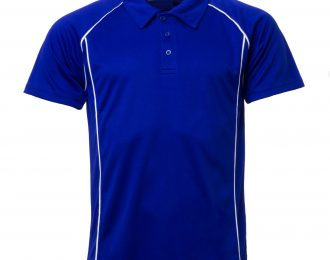 PP 1267 – BOYS FIT POLO WITH PIPING