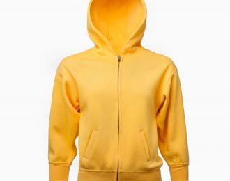 SW 1644 – Zipped Hood